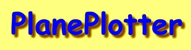 PlanePlotter from COAA