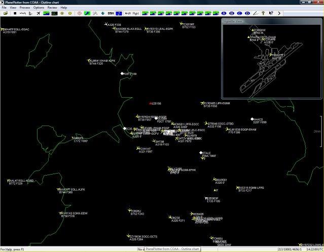 PlanePlotter screenshot